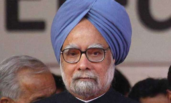 bjp mocks at pm over upa iii remarks