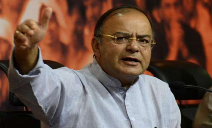 bjp opposed to giving police powers to nctc says jaitley