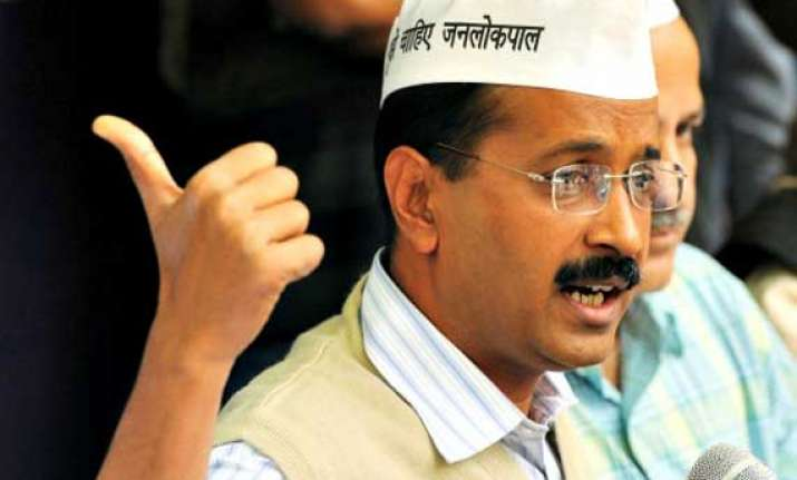 bjp planning wrongdoings in rest of polls kejriwal