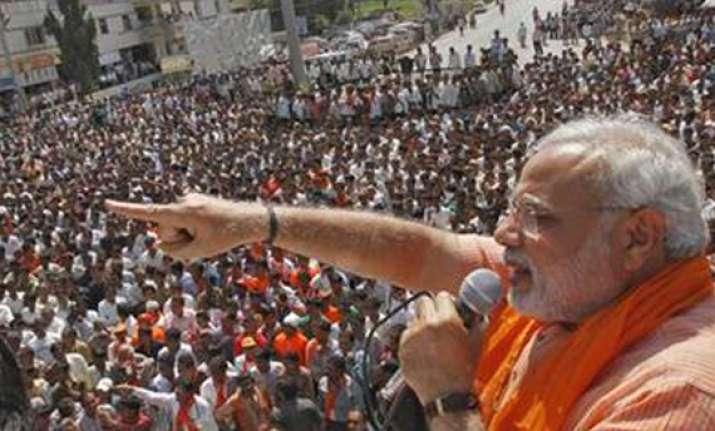 bjp poised to do well in gujarat madhya pradesh survey