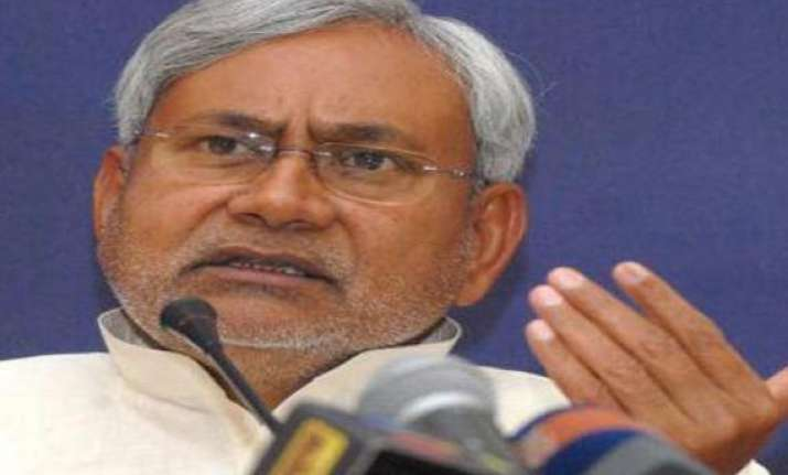 bjp questions nitish kumar s moral right to stay in power