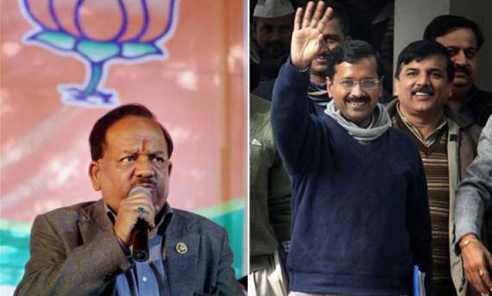 bjp ready to support jan lokpal bill says kejriwal trying