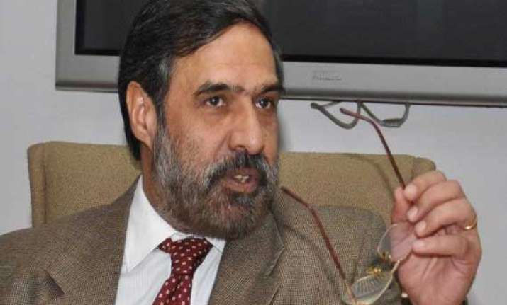 bjp responsible for damaging india s image sharma