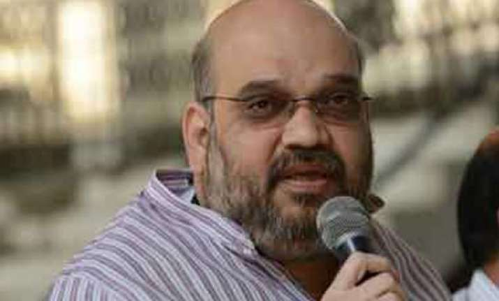 bjp s good times to begin from up says amit shah