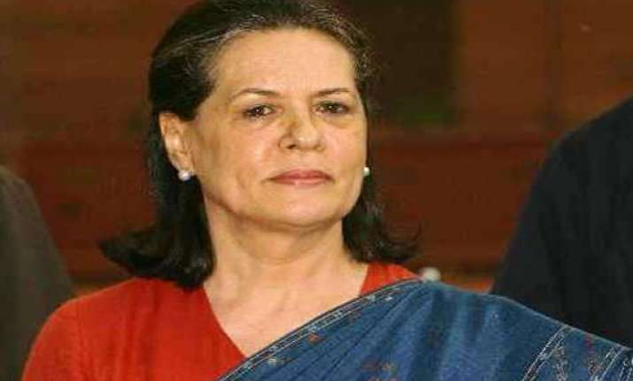 bjp s ideology spreads extremism says sonia gandhi