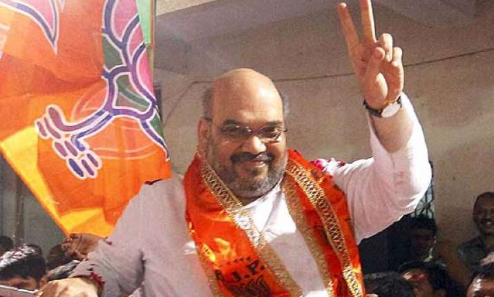 bjp s new star amit shah all set to be party chief