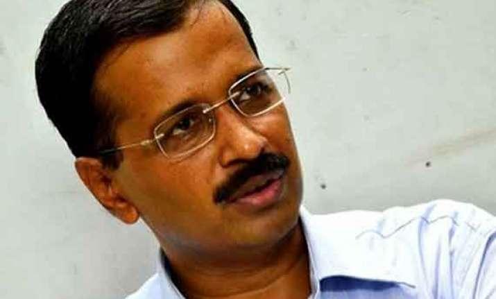 bjp scared of losing delhi says arvind kejriwal
