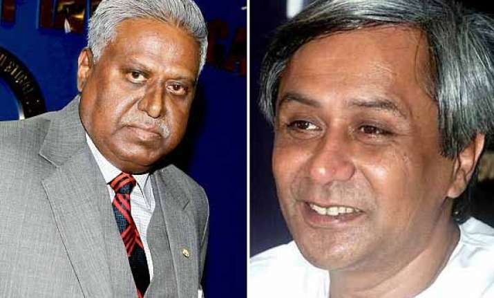 bjp seeks clarification on cbi director naveen patnaik meet
