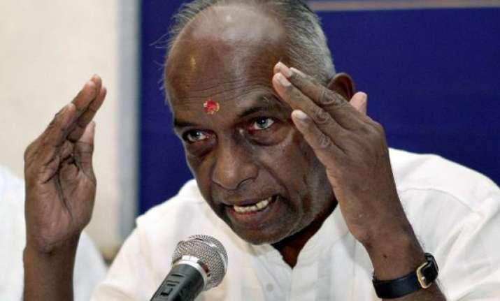 bjp should focus on collective spirit govindacharya
