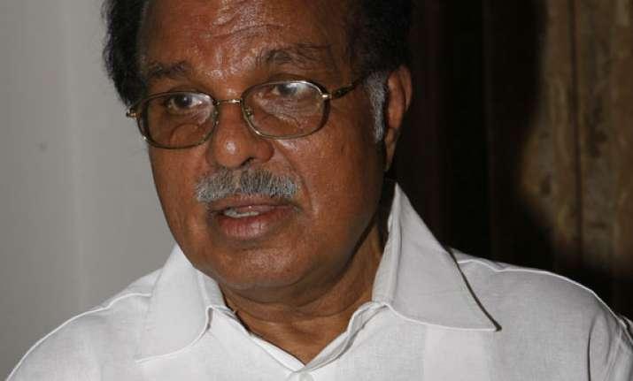 bjp sticks to its stand on kurien s resignation