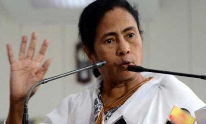 bjp to apprise pm about lawlessness in bengal angry mamata