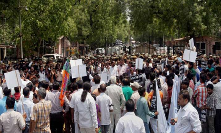 bjp to protest against increasing power tariffs in delhi