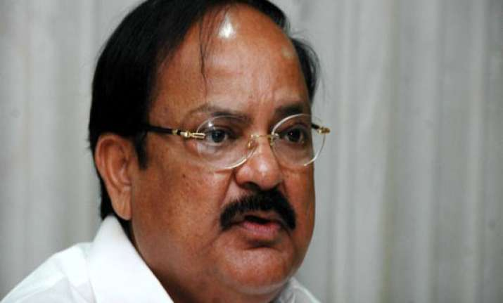 bjp will get more than 250 seats venkaiah