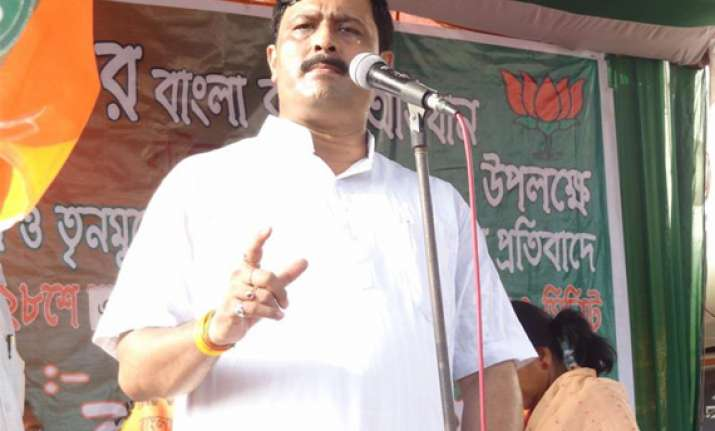 bjp will play role of game changer in wb sinha