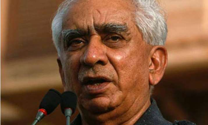 bjp will suffer because of strife jaswant singh