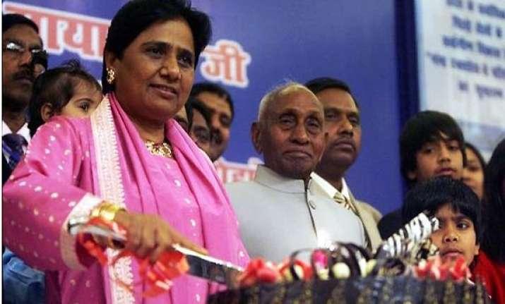bjp accuses mayawati kin of hiding money in companies