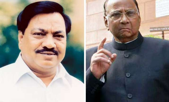 bjp alleges land scam by pawar family in pune