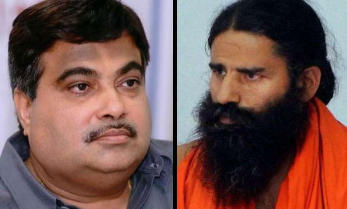 bjp comes out in support of ramdev