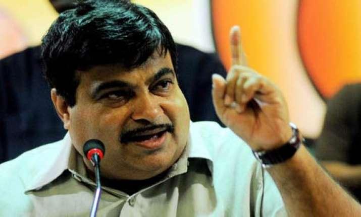 bjp confident of winning assam polls gadkari