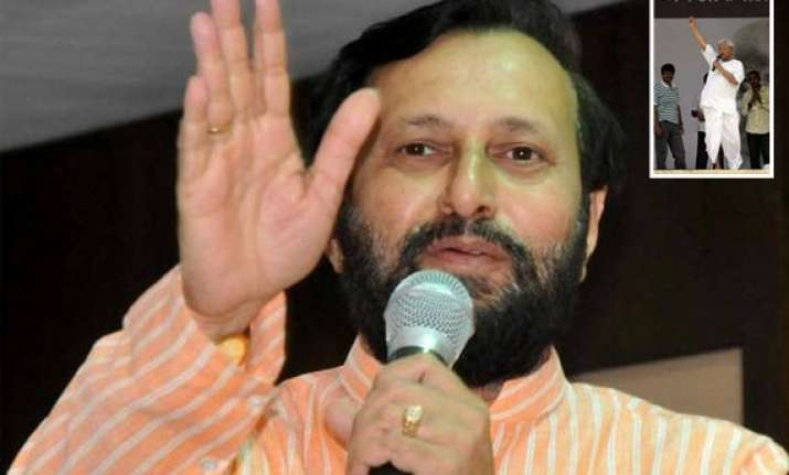 bjp hails triumph of common man