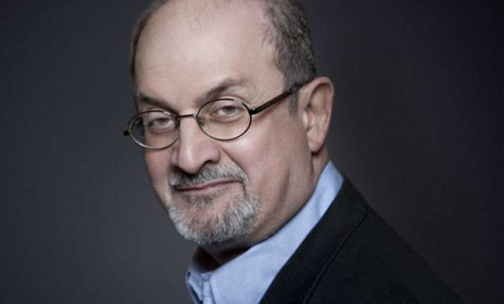 bjp minority cell opposes rushdie s proposed visit to jaipur