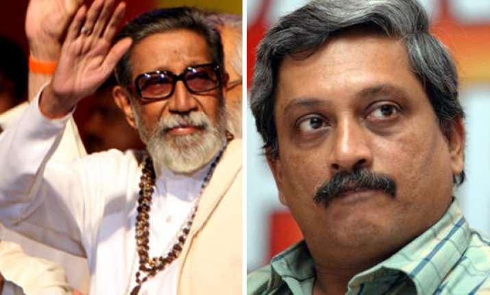 bjp shiv sena alliance has lost its architect parrikar