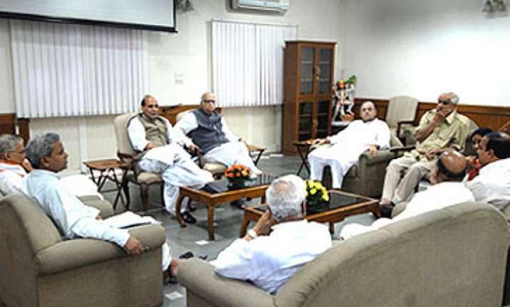 bjp to raise mumbai blasts land acquisition graft in