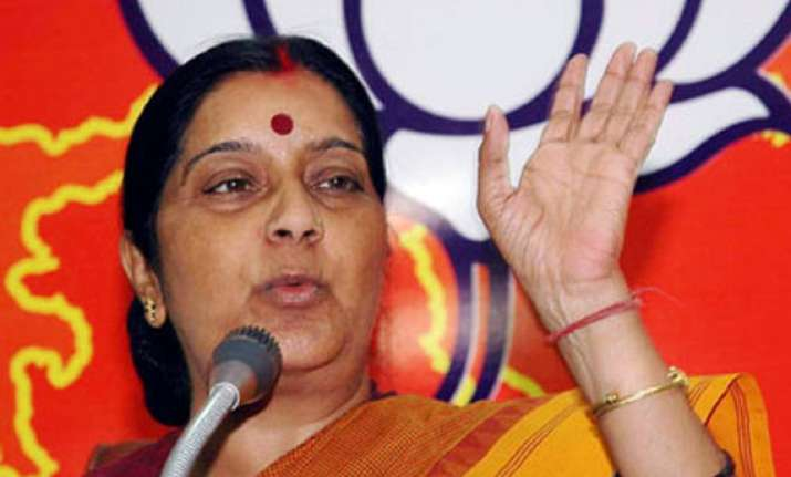 bjp wants discussion on price rise telangana in parliament