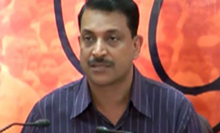 bjp asks ec to clarify stand on observer s transfer