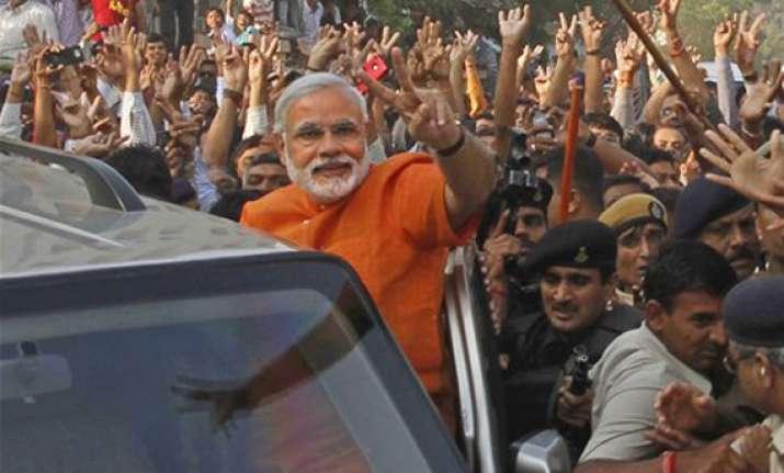 bjp confident as gujarat vote count begins