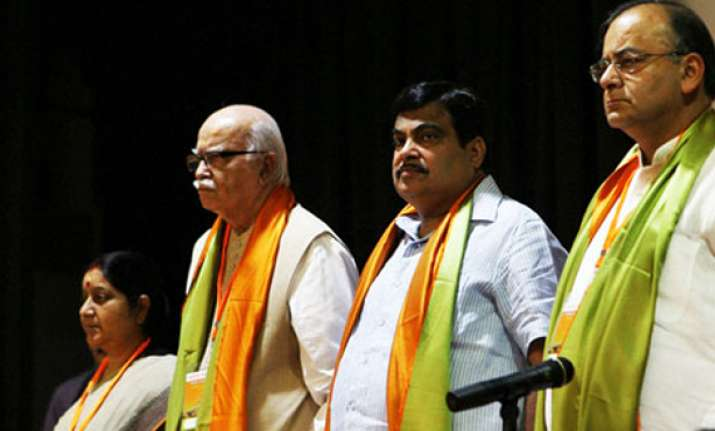 bjp core group to meet decide future course on prez election