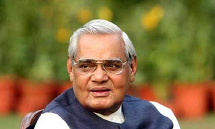 bjp demands bharat ratna for vajpayee