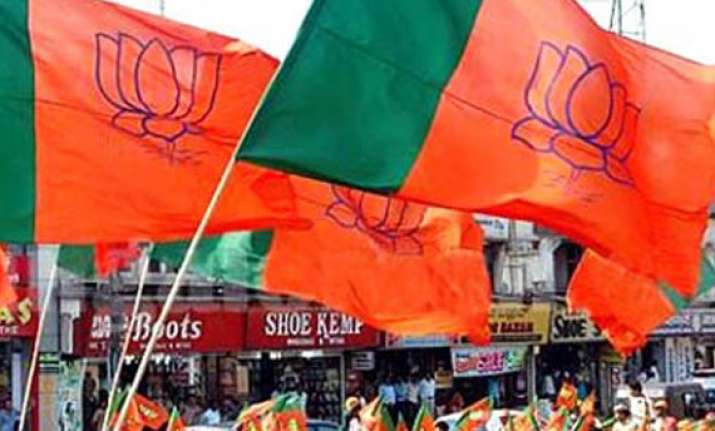 bjp holds protests against pakistan s matches in odisha