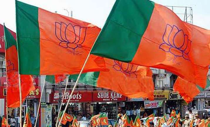 bjp seeks cbi probe into horse trading