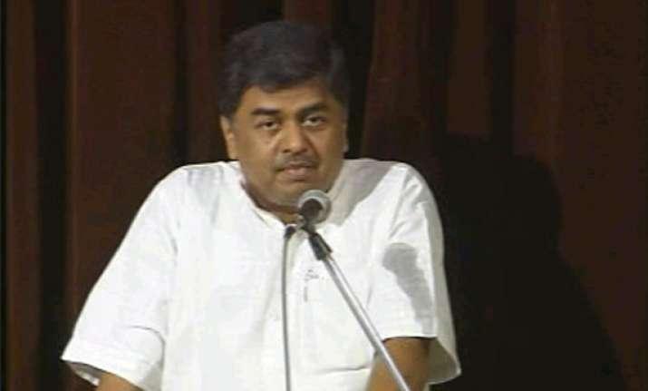 bjp should rename itself bhrasht janta party says congress