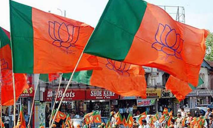 bjp to declare names of ls poll candidates from up by end