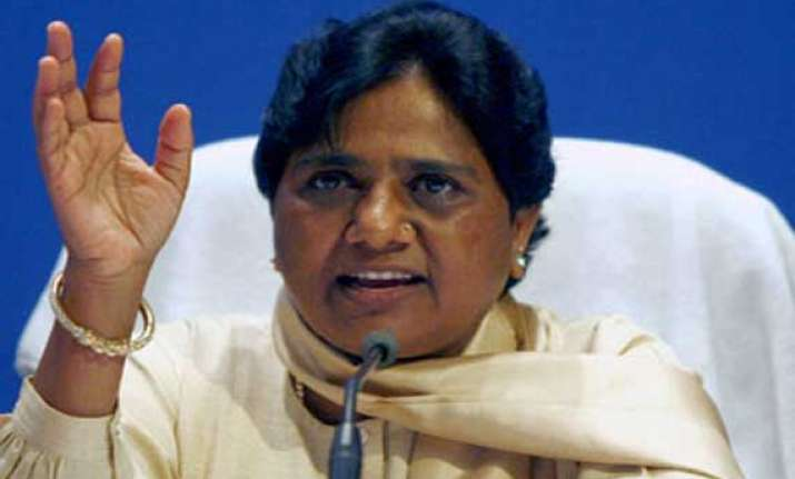 bsp will not contest by polls on 12 seats in up mayawati