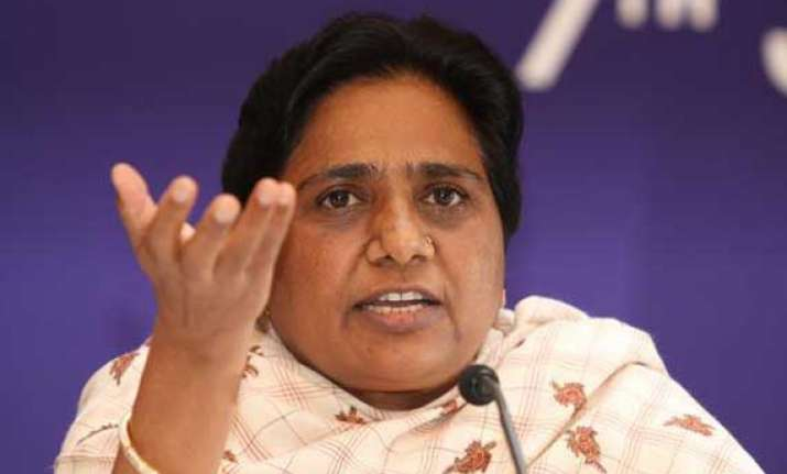 bsp will not take support of nda or bjp to form govt