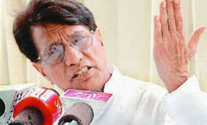 bsp terms ajit s meeting with chidambaram as political drama