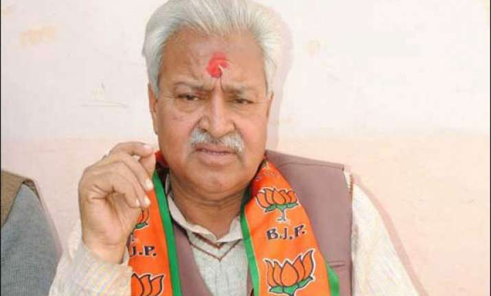 bajpayi likely to be uttar pradesh bjp chief