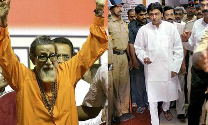 bal thackeray s no to alliance with raj