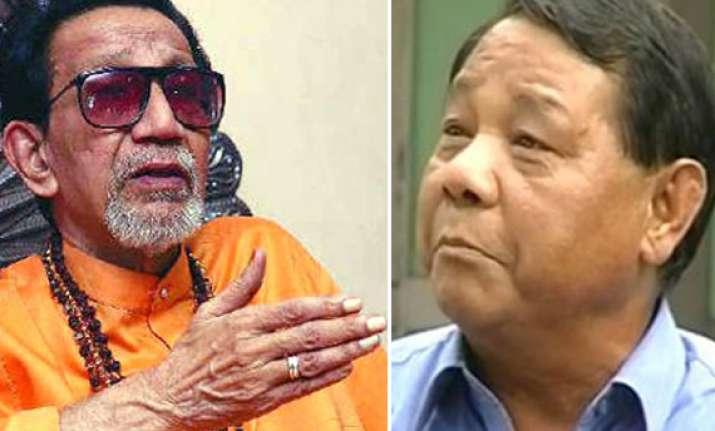 bal thackeray unlikely to meet sangma