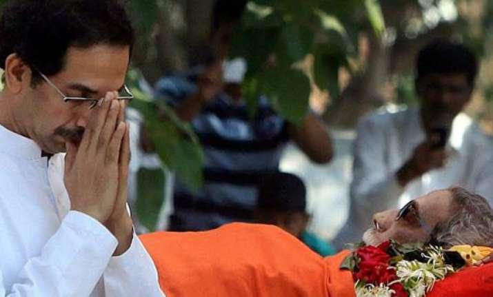 bal thackeray will continue as shiv sena supremo says son