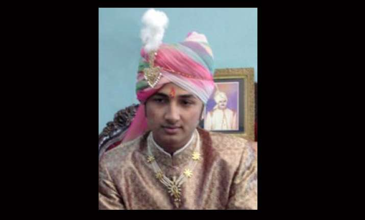 bastar s ex maharaja joins bjp in chhattisgarh