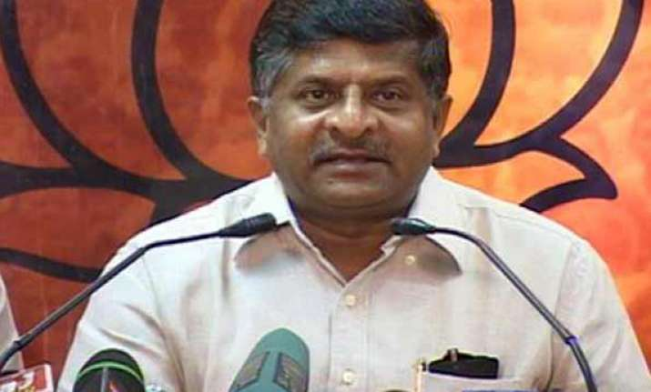 batla house verdict bjp slams congress for questioning