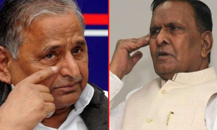 beni alleges match fixing between mulayam vhp over ayodhya