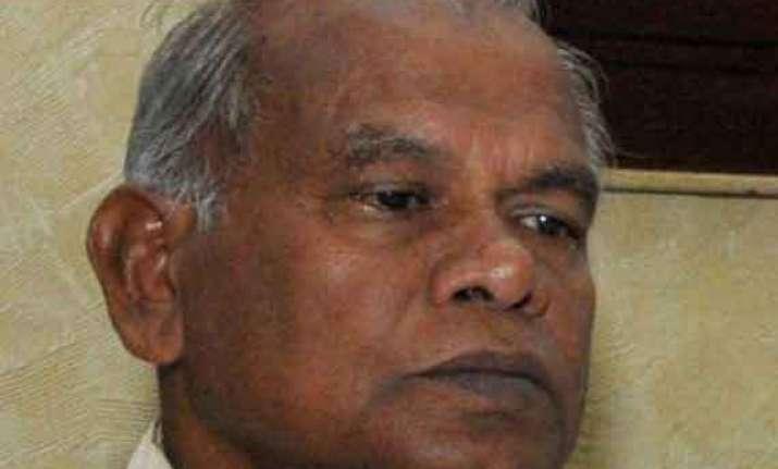 rajdhani derailment bihar cm rules out maoist role