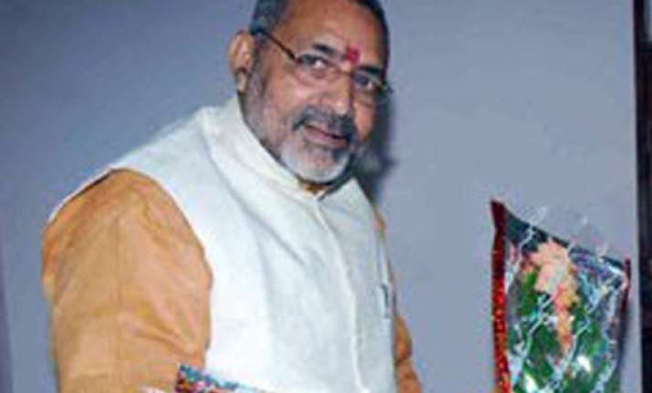 bihar bjp minister seeks rss support in his fight against