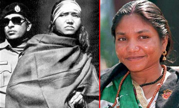 birthday special rare picture of the bandit queen phoolan
