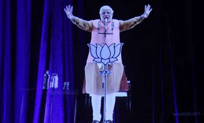 brand modi why presidential style campaign suits bjp